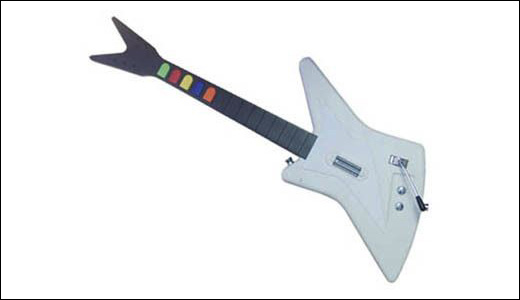 PS3 Guitar Game Controller