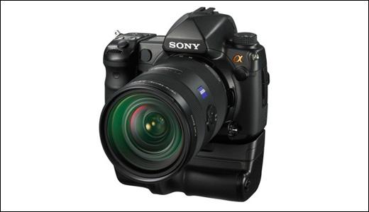 Sony DSLR prototype