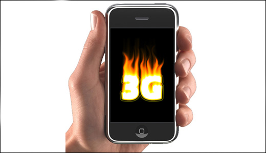 The Next 3G iPhone Boast OLED Display