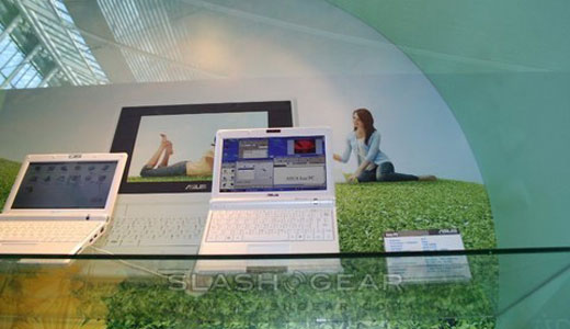 The 2nd generation Eee PC was reported to be equipped with touchscreen panel and built-in GPS. It's mean that cheap laptop now coming with high-end features, but is that cheap? the pricing is expected at about $500. The next Eee PC will comes with larger screen (8.9-inch), up to 12GB […]