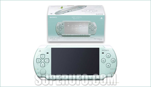The Japan version of Sony PSP Slim & Lite-Mint Green comes with the latest LED Backlight technology and new UMD drive. As mentioned on the seller's site, this product is available in limited quantity. It is also slimmer and lighter compare to the previous model, and the most selling point […]
