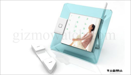 Picture frame Phone
