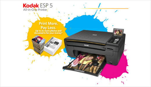 The New Kodak ESP 5 Printer