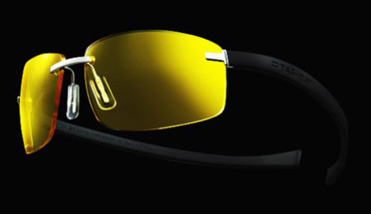 TAG Heuer has made a special glasses to help night drivers, the glasses featuring some contrast and color magic instead of x-ray. Its frame made from titanium as always, and it could be expensive with TAG Heuer brand image. I want to give it a try if there were a […]