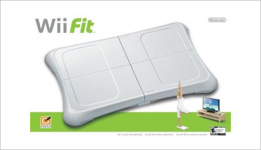 Wii Fit, games that make you healthier, not just make your finger harder, came to UK before landing to the other part of the world. This game will force you to do push ups, step aerobics, hula hooping and other funny action sto make your extra ponds burned. £70. Read