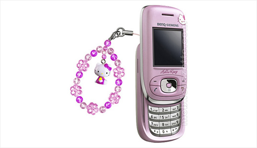 Hello Kitty Mobile Phones