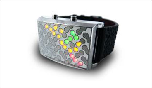 Infection LED Watch