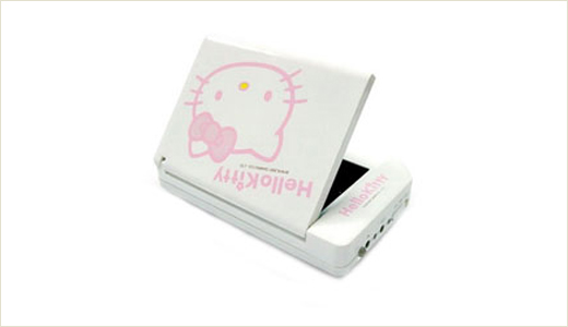 The most popular green energy resource is Solar, we know it since a long time ago. And these days, the adoption of this technology become more popular for end users and even more fashionable, with Hello Kitty Themes. Lets see the Hello Kitty Solar-power Charger, available at dreamkitty.com for $160, […]