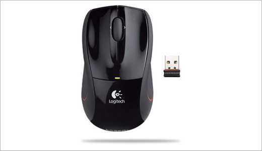 Logitech V450 Nano Laser Mouse For Laptop Users