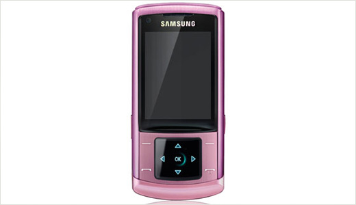 "Hi ladies, Samsung thinking about you all day long. Thats why he dressing its new Soul with pink shirts. The pink edition of Samsung Soul has similar features as the standard models including the ""Magic Touch"" navigation system, 5 MP camera, and HSDPA 3G support."