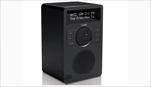 COBY HDR-700 Portable HD Radio