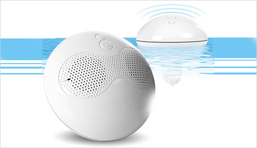 It's the time to make your pool full music, thank to the new and funky Floating Speaker. Available from England based store, the speaker comes with wireless transmitter that has a job to transmit audio from any compatible devices. £39.95. Features: * A funky bulbous floating speaker. * The speaker […]