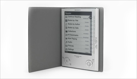 Coming as an Amazon Kindle' competitor, the new Sony Reader is now available to pre-order on UK's store. This reader can holds up to 160 eBooks at a time and can read various formats including Word documents, PDFs, images and MP3s files. Revolutionary reading – the innovative e Ink® technology […]