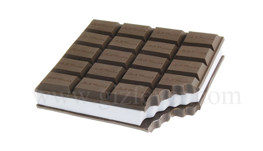 Wow this note pad is so delicious, I can't wait too long to lick it. Measuring 10 x 9 x 2.3 cm, this Chocolate Note Pad available on gizfever.com for about $6. Nothing special except its chocolate shaped. And I think it's not the time to have it, wait until […]