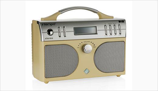 Intempo KTC-01 Portable DAB/FM radio