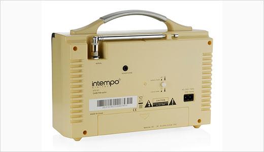 Intempo KTS-01 Portable DAB/FM radio