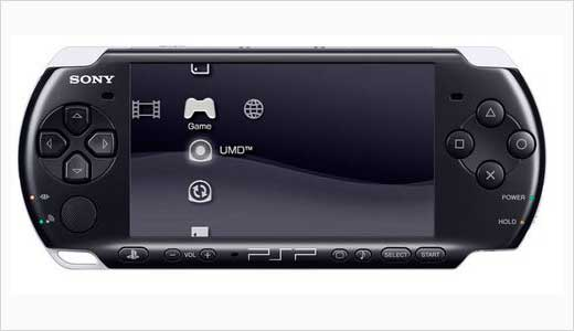 New Sony PSP-3000 Hitting UK in October