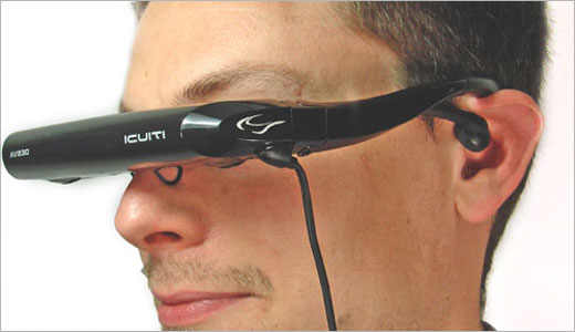 Vuzix Video Eyewear AV230