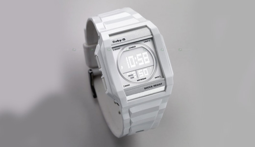 From Casio with Love: New Kawaii Baby-Gs