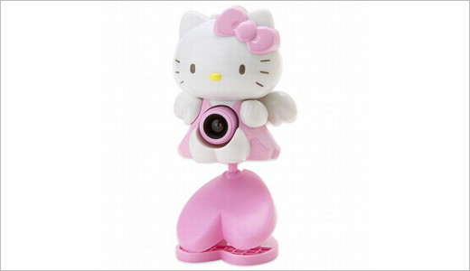 Hello Kitty webcamera