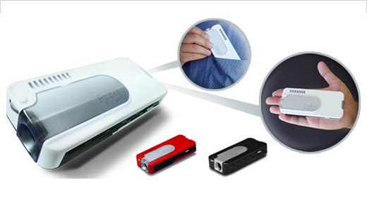 The Pico portable hand-held projector is available in three different colors including white, red, and black. It measures only 11.5 x 5 x 2.2 cm so you can put it safely on your pocket. Designed with professional business presentation in mind, the Pico does support Laptop, PC, DVD player, and […]