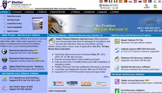 Data loss is shocking and there are numerous reasons for it, sometimes the accidental deletion and sometimes the malicious virus. In this respect, Stellar Phoenix Windows Data Recovery software comes as a blessing. I found this hard disk recovery software as one of the best working utility for recovering the […]