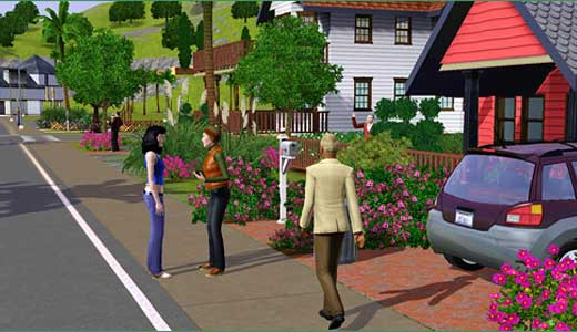 Expected to come in February 20, 2009, the Sims 3 is already available for pre-order in America. This new game will come with various new features that allows gamers to explore the neighborhood freely and customize all the things as they want limitless.