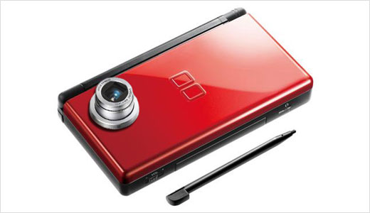 The upcoming nintendo ds has camera trendy gadget new nintendo ds with camera sciox Image collections
