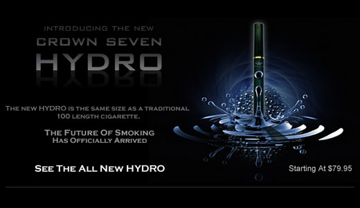 Crown7 Hydro Electric Cigarette