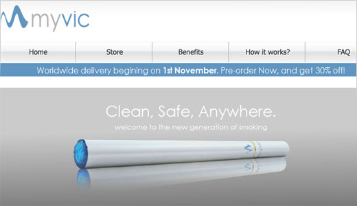 Myvic Electronic Cigarette