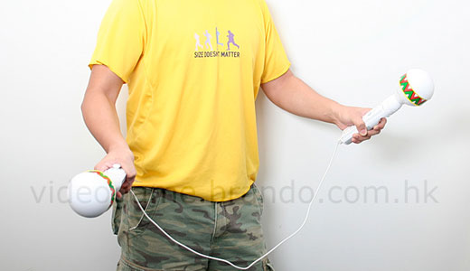 Wii Samba DE Hammer