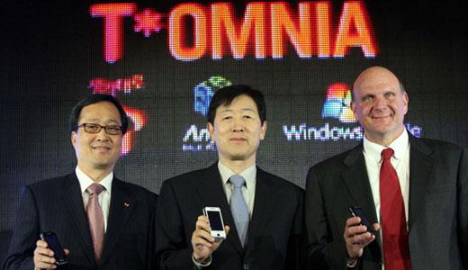 Samsung T-Omnia