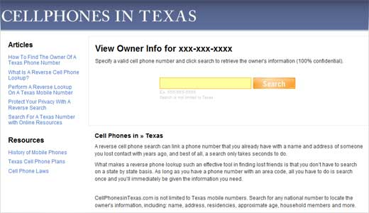 cellphonesintexas.com