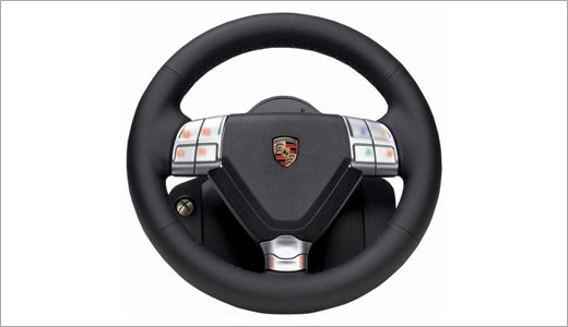 The limited edition Porsche Xbox 360 Steering Wheel is compatible with PC, PS3, and Xbox 360. And it's available in three models (Pure Edition, 911 Turbo S Edition, and Clubsport Edition) which are priced at $150USD, $250USD, $400USD respectively. Key features include: * Multi Platform: Xbox 360 – PC – […]