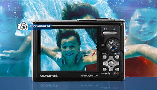 Olympus Camera Waterproof