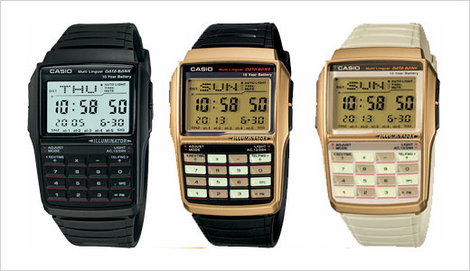 Girly Casio Calculator Watches