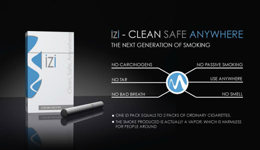 IZI Disposable Electronic Cigarette