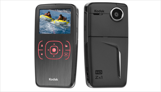 Kodak Introduced new compact and rugged digital video camera recorder known as Zx1. The camera able to shoot and share video at 60/30 fps with 720p resolution. The Zx1 comes with 2.0-inch LCD screen, SD/SDHC Card slot, AA Ni-MH rechargeable batteries, and built-in software for easy editing and sharing of […]