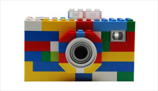 Lego Digital Camera is Funny