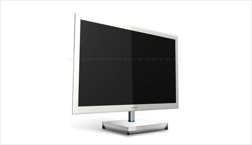 Samsung LUXIA LED TV