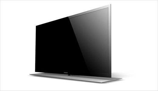 New Samsung Ultra Slim HDTV: Only 6.5mm Thick