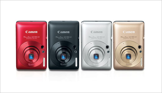 Available in four colors – black, red, silver or gold, the fashionable Canon PowerShot SD780 IS Digital ELPH Camera is equipped with 12.1-Megapixels of high-resolution image capture and 3x Optical Zoom with Optical Image Stabilization. It also comes with a 2.5-inch PureColor LCD II screen with optical viewfinder for instant […]