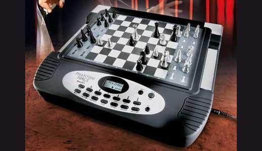electric phantom chess