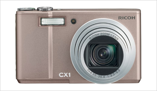 Ricoh CX1 Digital Camera