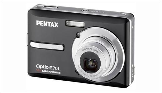 pentax Optio E70L