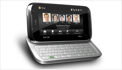 Expected to hit the street in early summer, the HTC Touch Pro2 was unveiled last week at MWC together with the Touch Diamond2. But unlike the Diamond2, the Pro2 comes with large finger-friendly QWERTY keyboard for heavy email use, it's good for business professionals. In addition to the people-centric communication […]