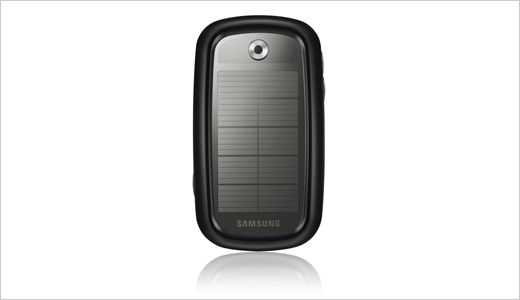 Solar Powered Phones from Samsung, LG, and ZTE