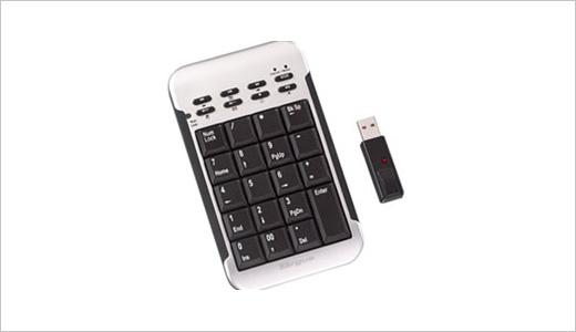 targus wriless keypad