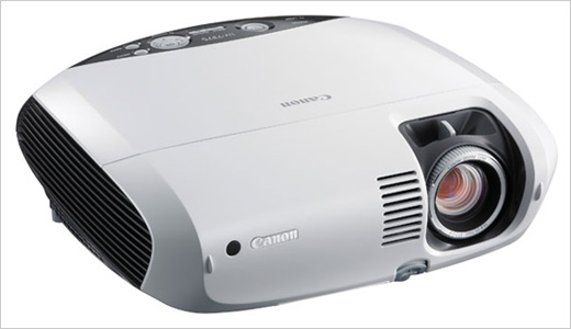 Canon LV7375 Mobile Projector