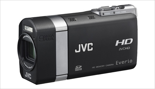 The new Everio X (GZ-X900) hybrid camera was announced by JVC last week in Las Vegas. As an hybrid, the Everio X allows you to shoot high definition video (1920 x 1080) and high resolution digital still images (nine-megapixel). Measuring 2.6 x 4.88 x 1.45-inches and weighing in at just […]